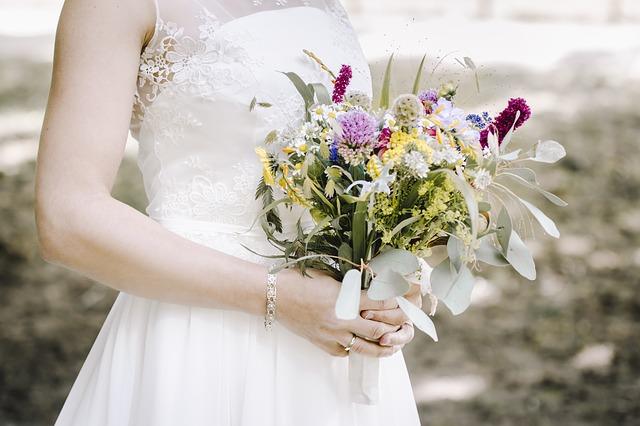 Brautstrauß Farben und ihre Bedeutung